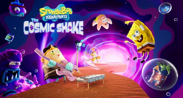 Spongebob Schwammkopf: The Cosmic Shake