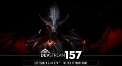 Warframe Devstream 157