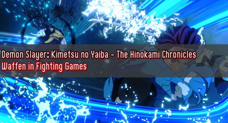 Demon Slayer: Kimetsu no Yaiba – The Hinokami Chronicles Special