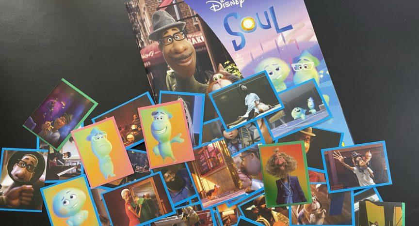 Panini Disney Pixar Soul